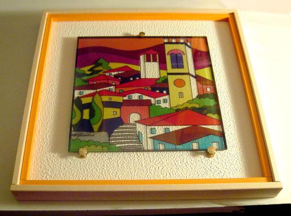 Pittura dipinti su tela su vetro grafica computer grafica for Riproduzioni design